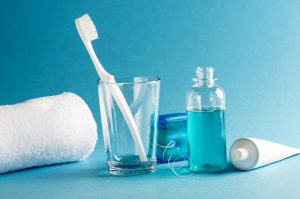 fluoride in dental products