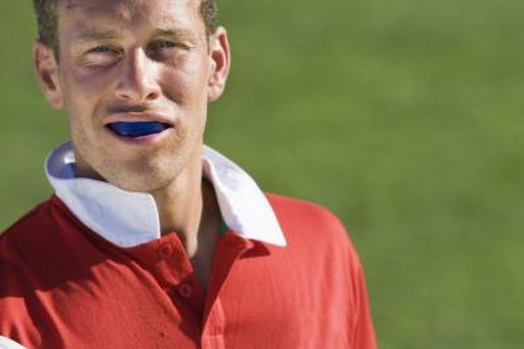 make homemade mouth guard