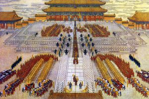 six arts of ancient china rituals