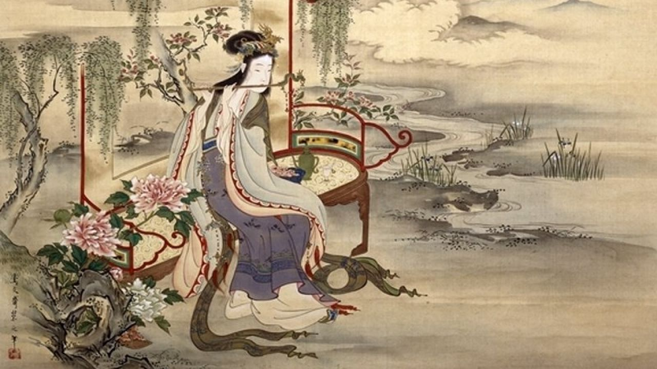 yang guifei influential concubine of emperor xuanzong